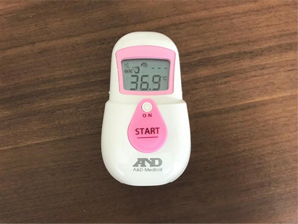 でこピット 体温計