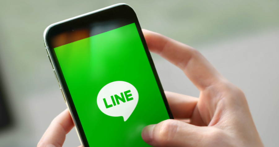 LINE スマホ アプリ