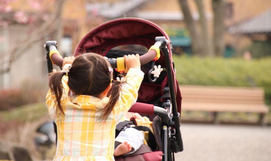 ベビーカー 子供 赤ちゃん