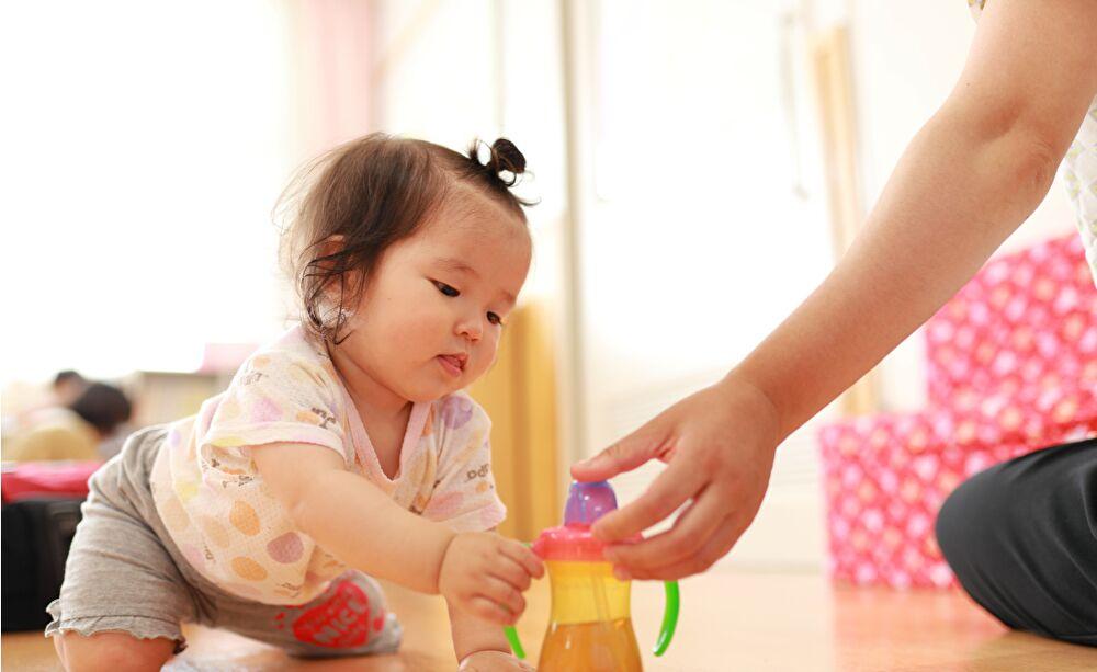 保育園 飲み物 子供 赤ちゃん