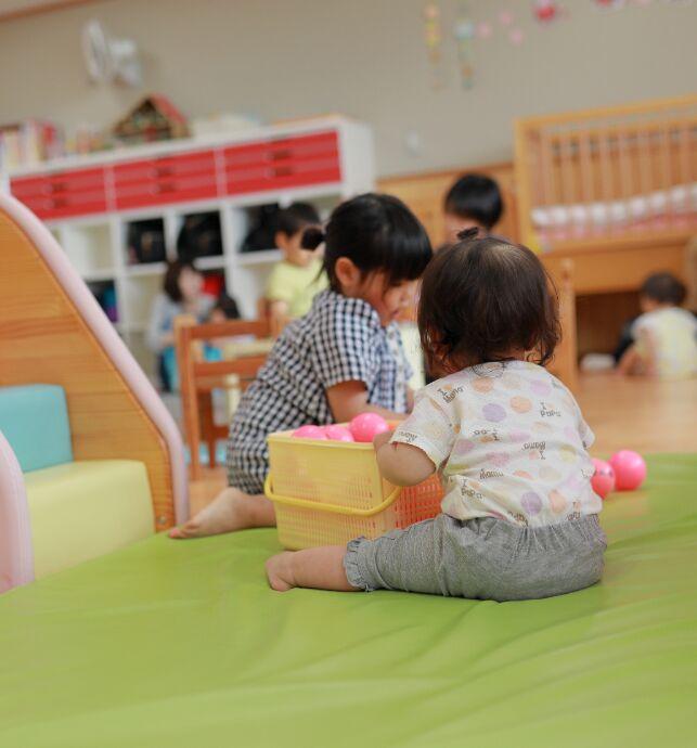 アイキャッチ 保育園 子供 赤ちゃん