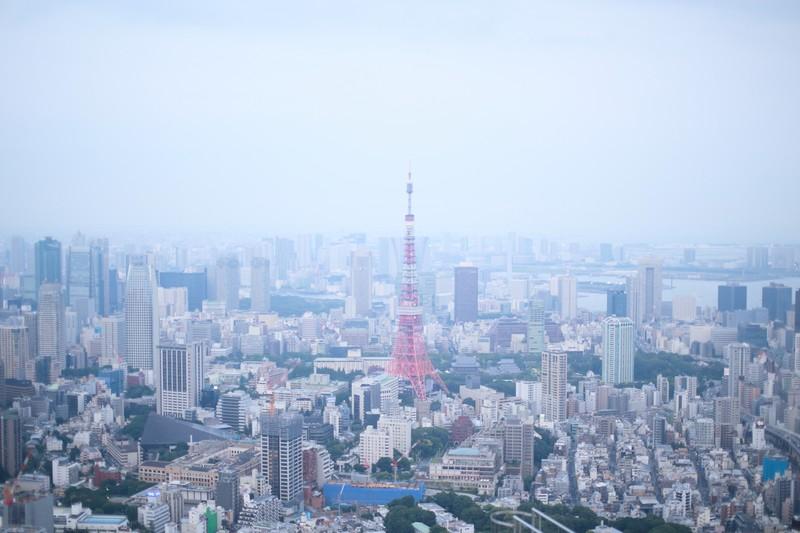 東京 オフィス 日本 東京タワー