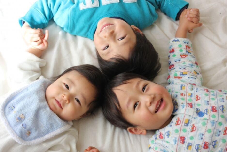 子ども 赤ちゃん 兄弟