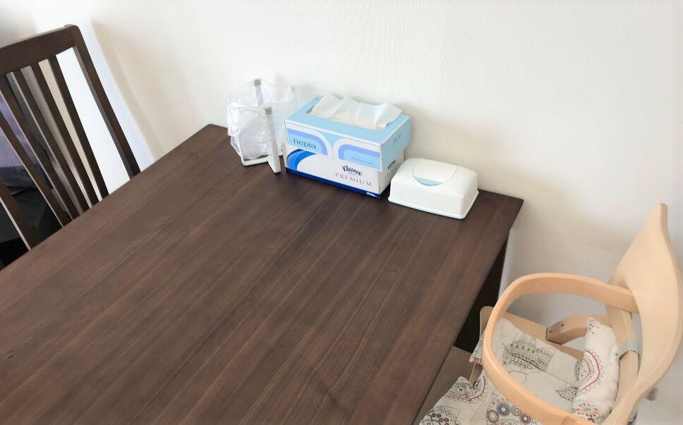 自宅 食卓テーブル