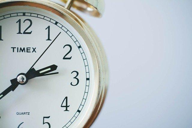 時計 時間 時短