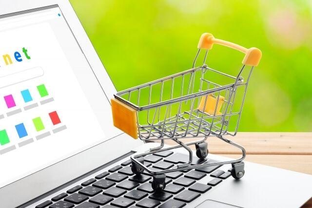 インターネットショッピング 買い物