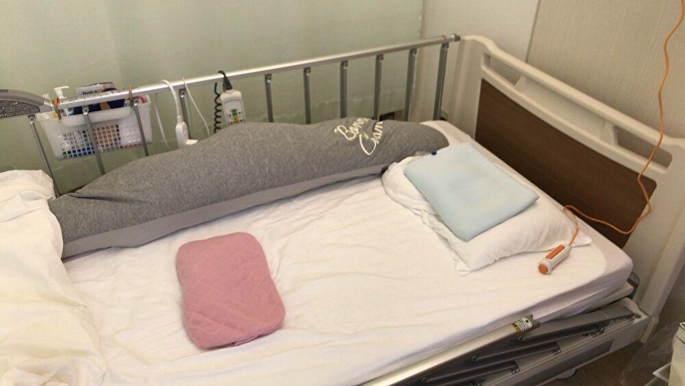 抱き枕 病院