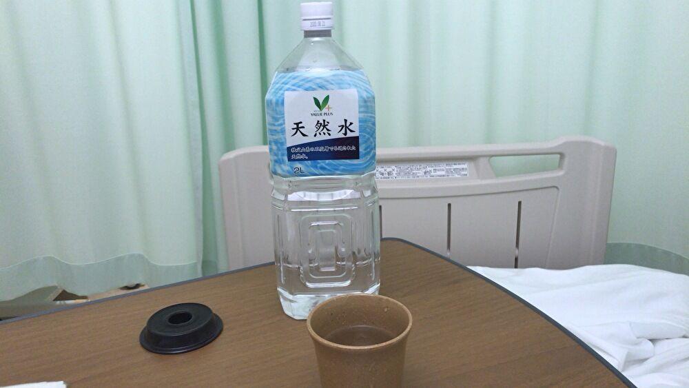 水 ペットボトル