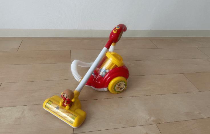 アンパンマンの掃除機