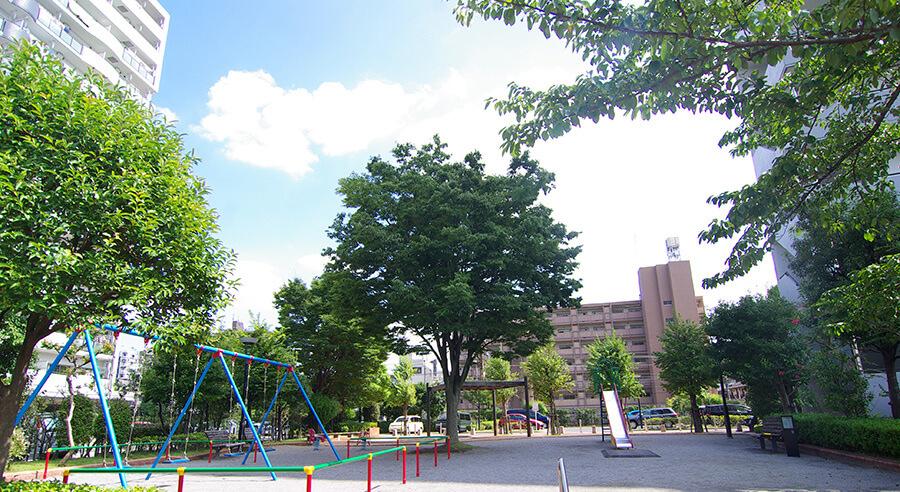 URの公園