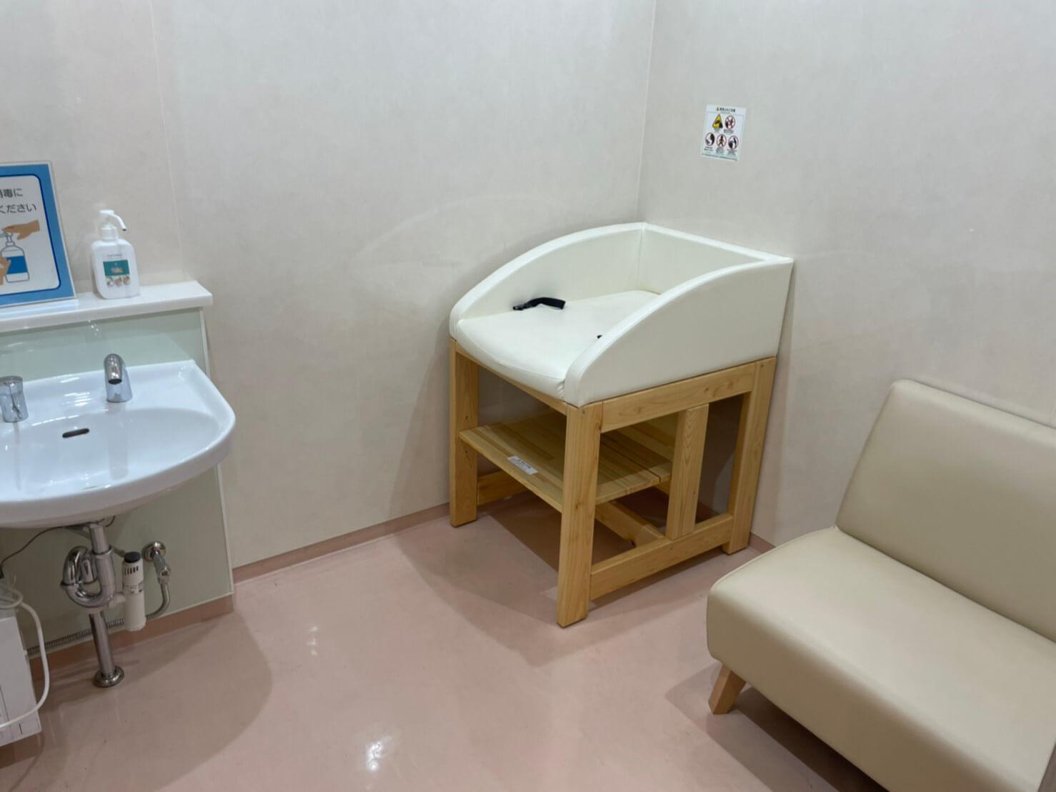 JAXA授乳室